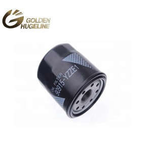 factory low price Air Compress Filter - Auto engine car accessories 90915-yzze1oil filter for car – GOLDENHUGELINE
