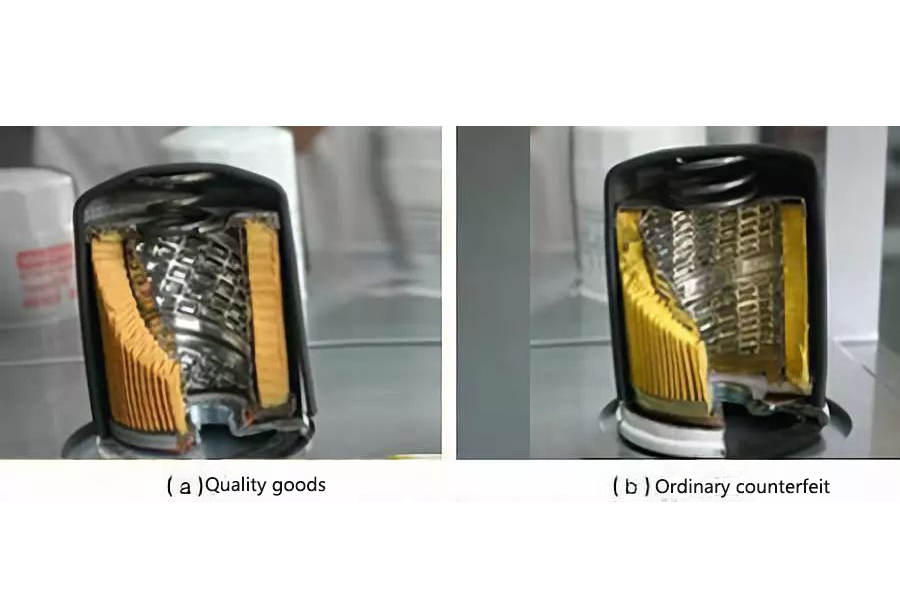 Poor quality filters are dangerous, so be careful when you buy them!