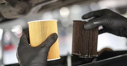 Harm of inferior filter