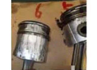 Improvement measures for the upper cover of diesel engine oil filter