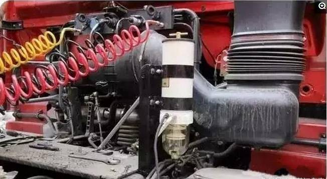 How should the filter be changed? Otherwise the new injector will be broken! !