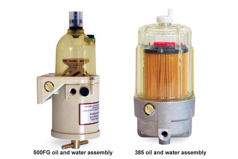 Water separator