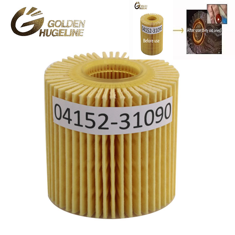 China factory filter price 04152-31090 car auto parts Oil filter Featured Image