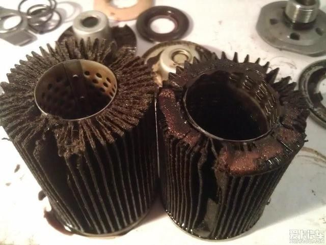 Why can't the oil filter be reused!