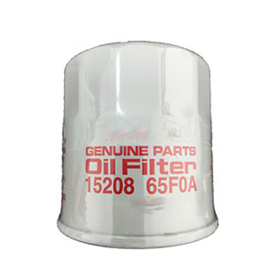 Best car filter brands 15208-65f0a auto oil filter for Nissan car