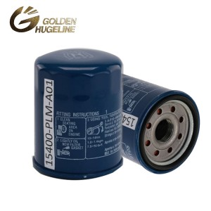 15400-Plm-A01 15400-Plc-003 Durable Car Engine Parts Cartridge Lube Oil Filter For Japanese Auto Generator