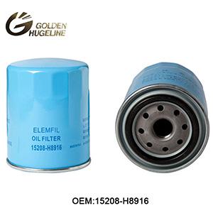 Car engine oil filter 15208-H8911 15280-H8901 15208-H8916 oil filter manufacturer