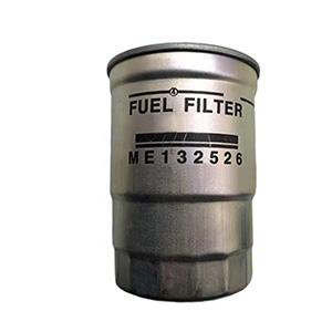 Diesel fuel filter ME132526 cars diesel engine fuel filter price for MITSUBISHI