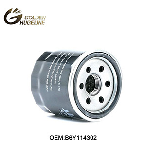 Oil filters of japanese cars B1400 LF3692 B6Y114302 oil filter manufacturer