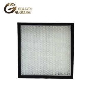 100% Original Factory Active Carbon Air Hepa Filter -