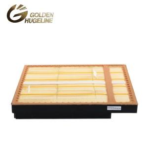 Auto-onderdelen milieu filterpapier OEM 0040946604 luchtfilter voor zware vrachtwagen