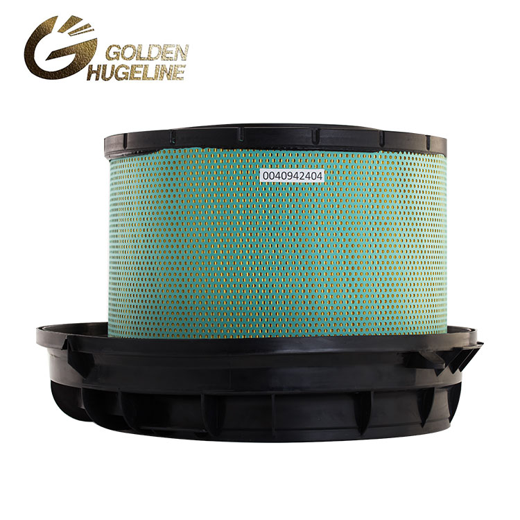 Auto air filterE497L 0040942404 C411776 AF26165 truck air filter Featured Image