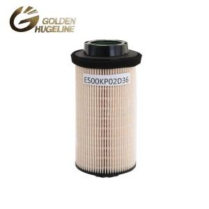 Heavy truck  filter element E500KP02D36 Fuel filter