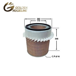 Air filter part numbers 17801-1020 air cleaner for car