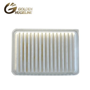 Air intakes 17801-21050 auto parts air filter manufacturer