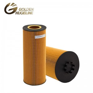 Automobiles Filter Paper Efficient Sealing Performance Durable Oil Filter E500HD129 For Engine Parts
