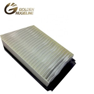 Environment friendly products air conditioner filter mesh heavy truck AF25972 air cabin filter