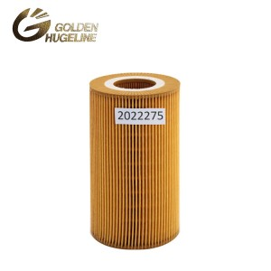 Excavator Oil Filters E123HD194 2022275 Engine Spare Parts Oil Filter