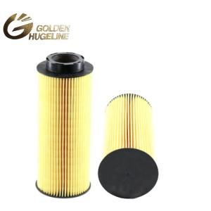Excavator Oil Filters E21HD74 E21HD74 HU072X OX376D Engine Spare Parts Oil Filter