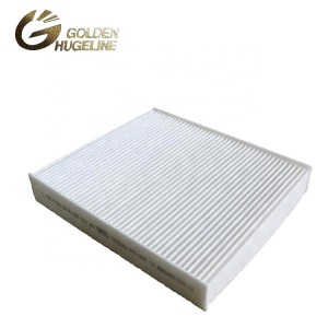 Factory Manufacturer Activated Carbon 6Q0820367B 4638300018 cabin air conditioning filter