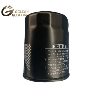 Factory price original oil filter 90915-YZZD4 fit for Japanese car