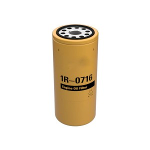 Popular diesel truck oil filters produce  1r-0716 oil filter