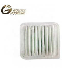 High Efficiency Filter 17801-14010 Replacement Air Filter