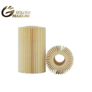 Oil Filter Production Line 04152-38020 Oil Filter For Generator