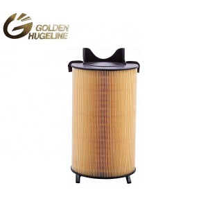 Size 136*68*221 OE 1F0129620 Auto engine air filter