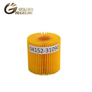 Wholesale China factory filter price 04152-31090 car auto parts Oil filter