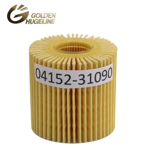 Factory making Flange Type Hepa Filter - China factory filter price 04152-31090 car auto parts Oil filter – GOLDENHUGELINE