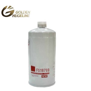 Fuel Filter Manufacturer FS19789 Fuel Filter Prices