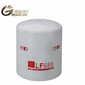 Best Manufacturer Oil Filter LF680 Engine Oil Filter in China