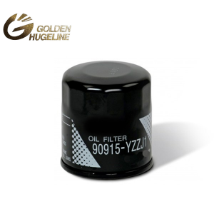 oil filter manufacturers china 90915-YZZJ1 lube oil filter element