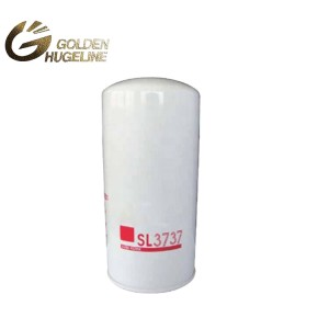 Oil filter paper specifications LF3737 oil filter plate